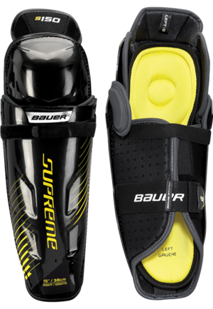 Bauer Supreme S150 Shin Guard Jr