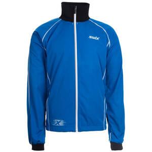 Swix Start jacket men royal blue