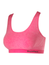 Stay in place line seamless bra Peony Melange