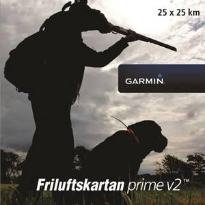 Garmin Friluftskartan Prime V2