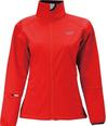 2117 saxnäs softshell jacket women red